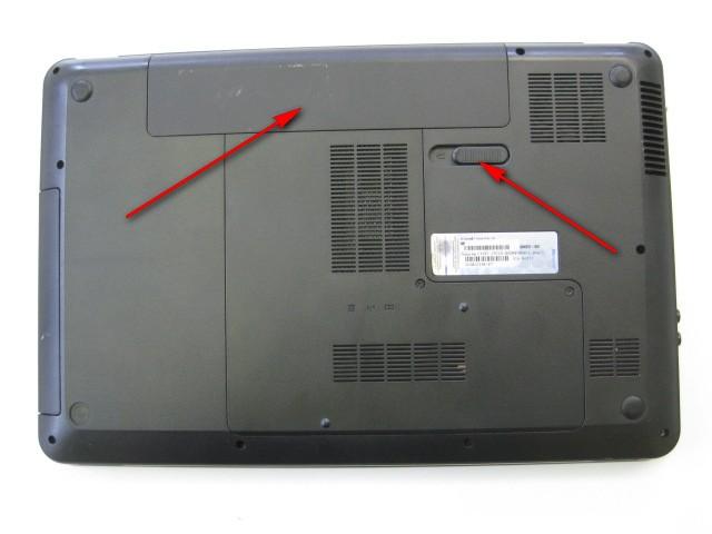 Инструкция к ноутбук hp pavilion g6