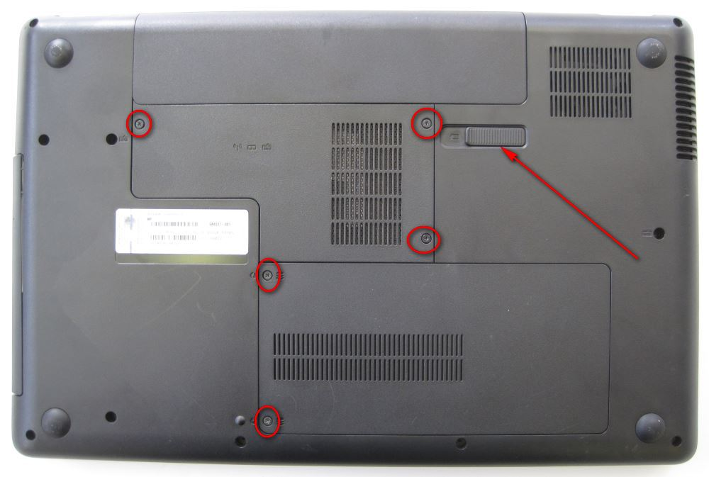 System FAN (90B)