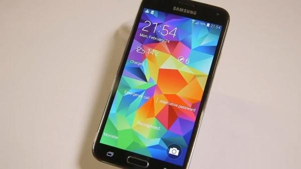 Galaxy S5 сброс настроек