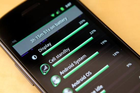 Почему очень быстро разряжается смартфон