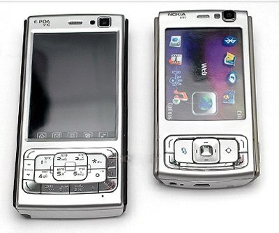 Виды китайских телефонов