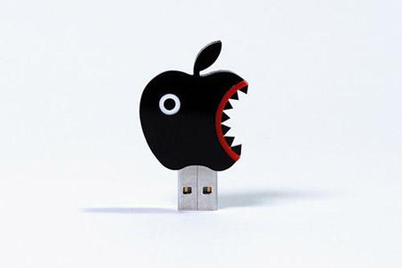 первый вирус для Apple