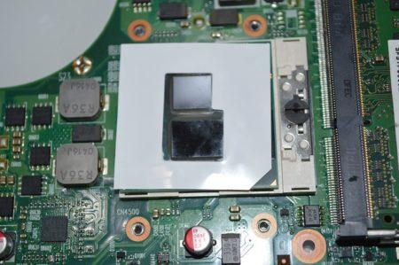 поцессор без термопасты