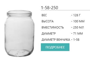 стеклобанки СКО оптом