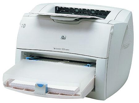 Ошибки HP LaserJet 1200